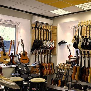 Музыкальные магазины Еленского