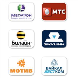 Операторы сотовой связи Еленского