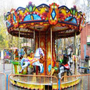 Парки культуры и отдыха Еленского